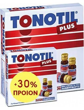 Tonotil Plus 10x10ml (+30%Προιόν)