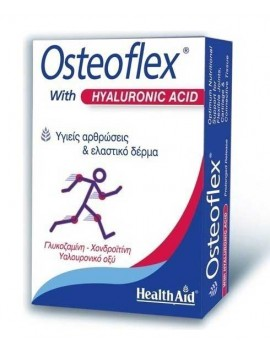 Health Aid Osteoflex with Hyaluronic Acid 30tabs