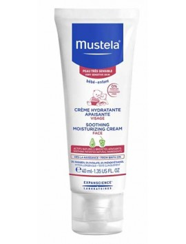 Mustela Soothing Moisturizing Face Cream 40ml