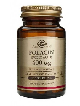 Solgar Folacin 400μg - 100tabs