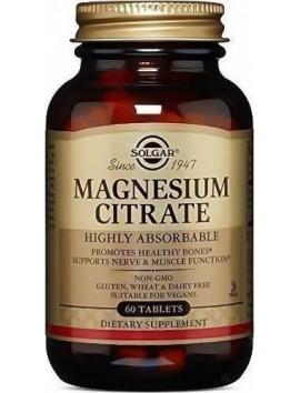 Solgar Magnesium Citrate - 60tabs