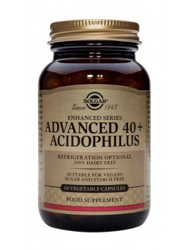 Solgar Advanced 40+ Acidophilus 60veg.caps