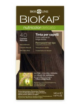 Biokap Nutricolor Delicato 4.0 Natural Brown