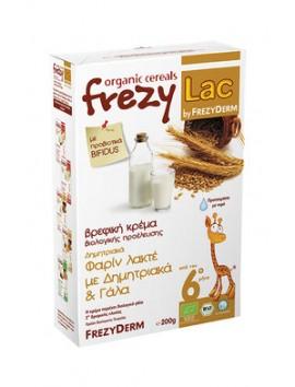 Frezyderm Frezylac Φαρίν Λακτέ με Δημητριακά και Γάλα 200gr