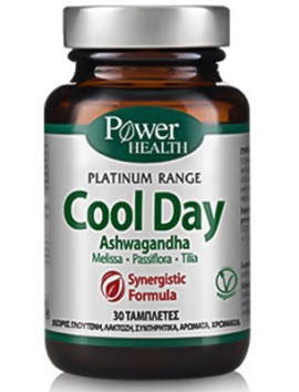 Power Health Platinum Range Cool Day 30tabs