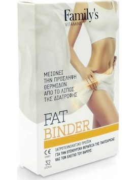 Power Health Family's Vitamins Fat Binder 32tabs
