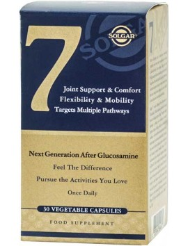 Solgar No 7 Joint Support & Comfort - 30veg.caps