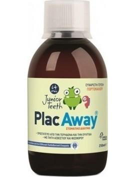 Plac Away Junior Teeth Στοματικό Διάλυμα 250ml