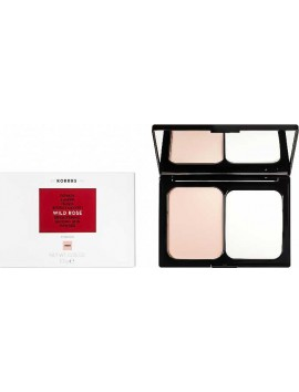 Korres Wild Rose Brightening Second Skin Powder WRP1 - 10gr
