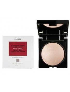 Korres Wild Rose Instant Light Illuminating Powder - 4,5gr