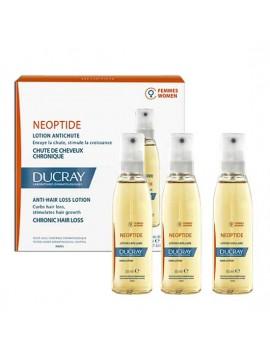 Ducray Neoptide Λοσιόν κατά της Τριχόπτωσης 3x30ml