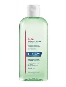 Ducray Sabal Shampooing Traitant Seboreducteur 200ml