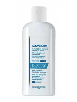 Ducray Squanorm Αντιπιτυριδικό Σαμπουάν για Λιπαρή Πιτυρίδα 200ml