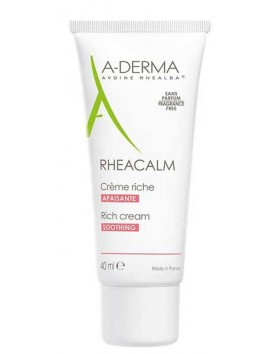 A-Derma Rheacalm Rich Cream Soothing 40ml