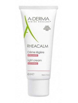 A-Derma Rheacalm Light Cream Soothing 40ml