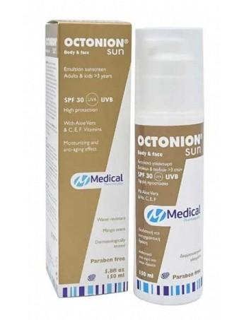 Medical Pharmaquality Octonion Sun Body & Face SPF30 - 150ml