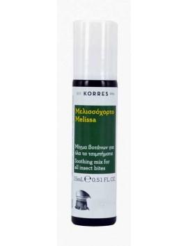 Korres Μελισσόχορτο Μίγμα βοτάνων για όλα τα τσιμπήματα - 15ml