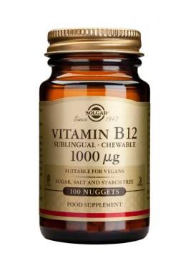 Solgar Vitamin B-12 1000μg - 100nuggets