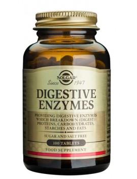 Solgar Digestive Enzymes - 100tabs