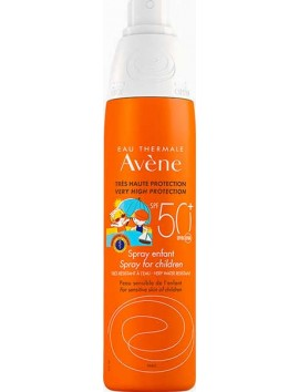 Avene Spray Enfant SPF50+ - 200ml