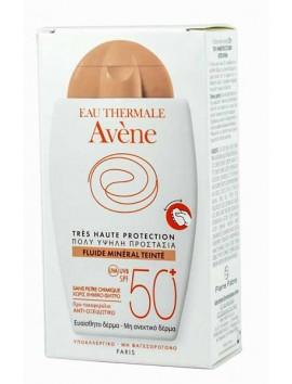 Avene Fluide Mineral Teinte SPF50+ - 40ml