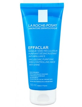 La Roche-Posay Effaclar Masque Sebo-Regulateur - 100ml