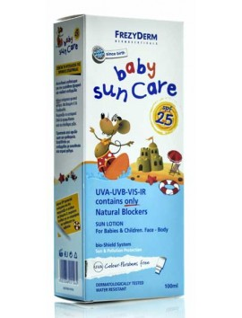 Frezyderm Baby Sun Care SPF25 - 100ml