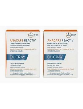 Ducray Anacaps Reactiv 2x30caps