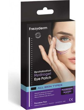Frezyderm Revitalization Hydrogel Eye Patch 8τεμ.