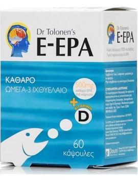 Dr Tolonen's E-EPA 500mg - 60caps