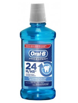Oral-B Pro Expert 24 H/HR Στοματικό Διάλυμα 500ml