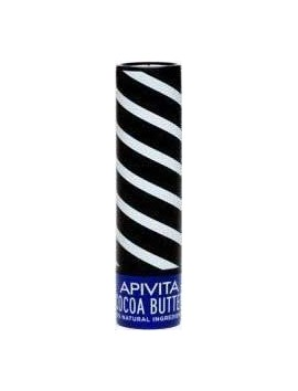 Apivita Lip Care Cocoa Butter SPF20 - 4,4gr