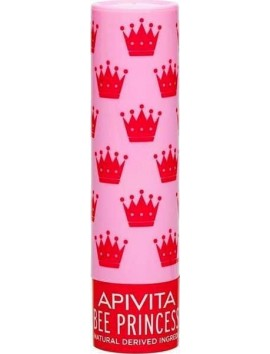 Apivita Lip Care Bee Princess Eco Bio - 4,4gr