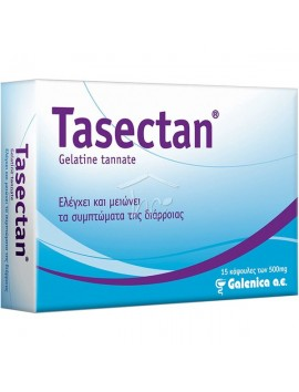 Tasectan 500mg 15caps