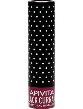 Apivita Lip Care Black Currant Tinted - 4,4gr