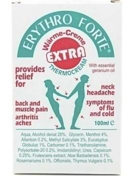 Erythro Forte Thermocream Extra - 100ml