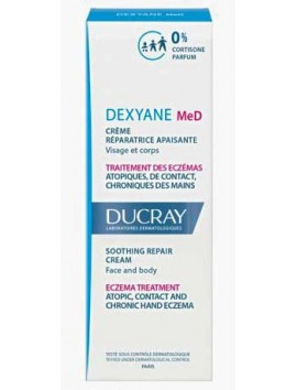 Avene Dexyane MeD Creme Reparatrice Apaisante 100ml