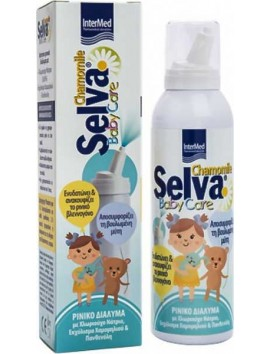 Intermed Selva Baby Care Nasal Solution 150ml