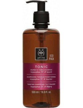 Apivita Women's Tonic Shampoo 500ml
