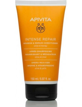 Apivita Intense Repair Nourish & Repair Conditioner Olive & Honey 150ml