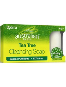 Optima Tea Tree Cleansing Soap - 90gr