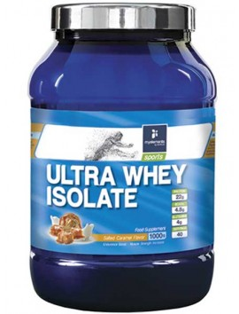 My Elements Sports Ultra Whey Isolate Salted Caramel - 1000gr