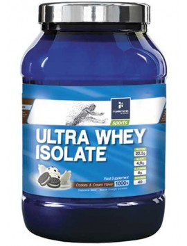 My Elements Sports Ultra Whey Isolate Cookies & Cream -1000gr