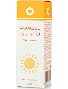 Aquasol Vitamin D Oral Spray 15ml