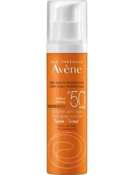 Avene Solaire Anti-Age Teinte SPF50+ - 50ml