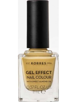Korres Gel Effect Nail Colour 93 It's Bananas - 11ml
