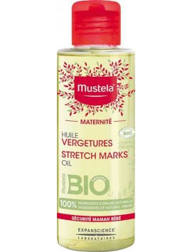 Mustela Bio Stretch Marks Oil - 105ml
