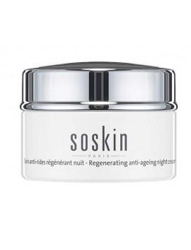 Soskin A+ Regenerating Anti-Ageing Night Cream - 50ml