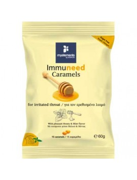 My Elements Immuneed Caramels - 60gr