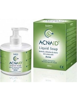Boderm Acnaid Liquid Soap - 300ml